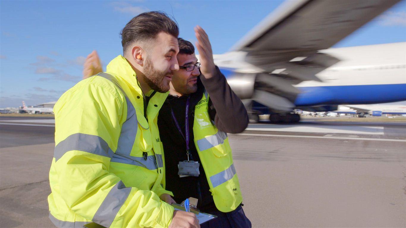 Britain's Busiest Airport: Heathrow - Season 1