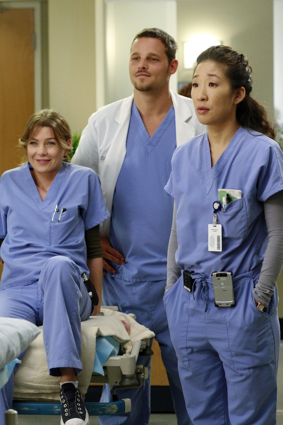 Greys Anatomy - Season 4 Episode 06: Kung Fu Fighting