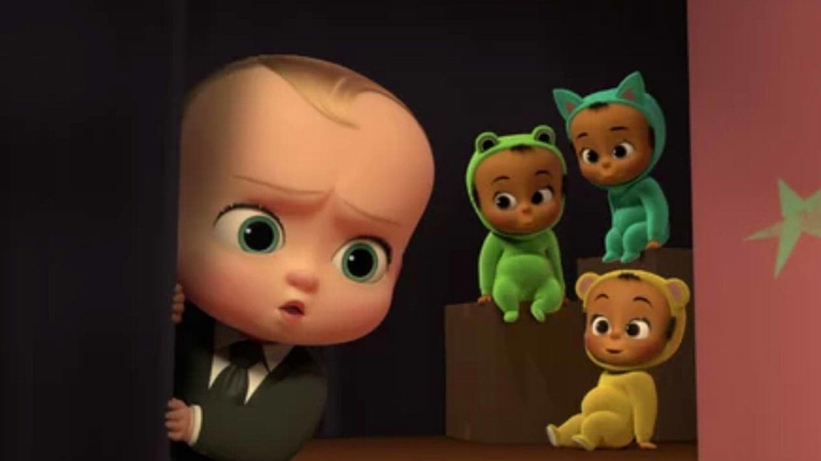 The Boss Baby Back In Business Season 1 Watch In Hd Fusion Movies