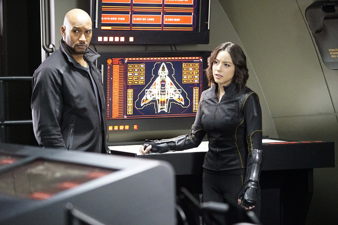 Marvel's Agents of S.H.I.E.L.D. - Season 3 Episode 13: Parting Shot