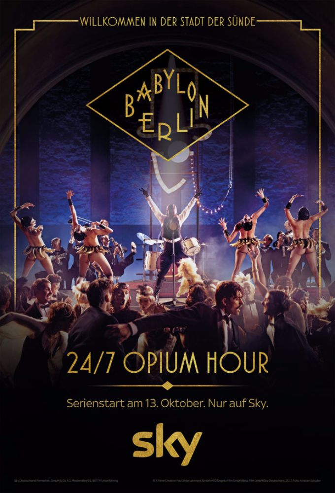 Babylon Berlin - Season 2