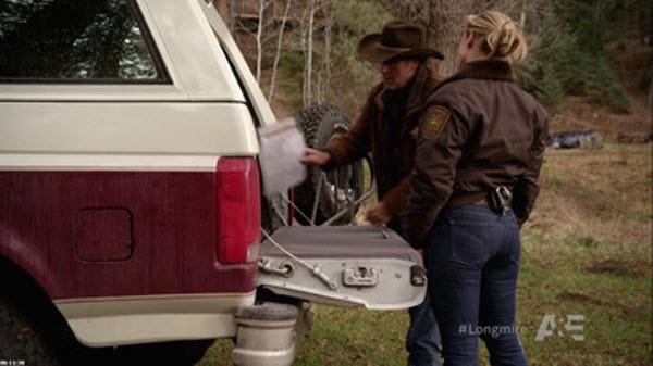 Longmire - Season 1 Episode 02: The Dark Road