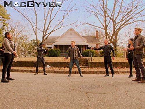MacGyver - Season 3 (2016)