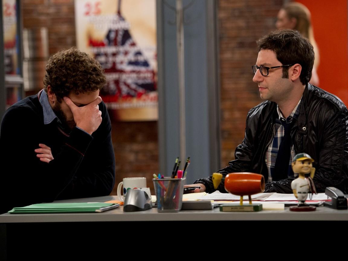 Men at Work - Season 1 Episode 05: Toilet of Eden