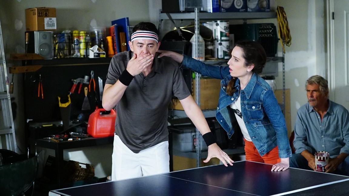 Life in Pieces - Season 1 Episode 10: Burn Vasectomy Milkshake Pong