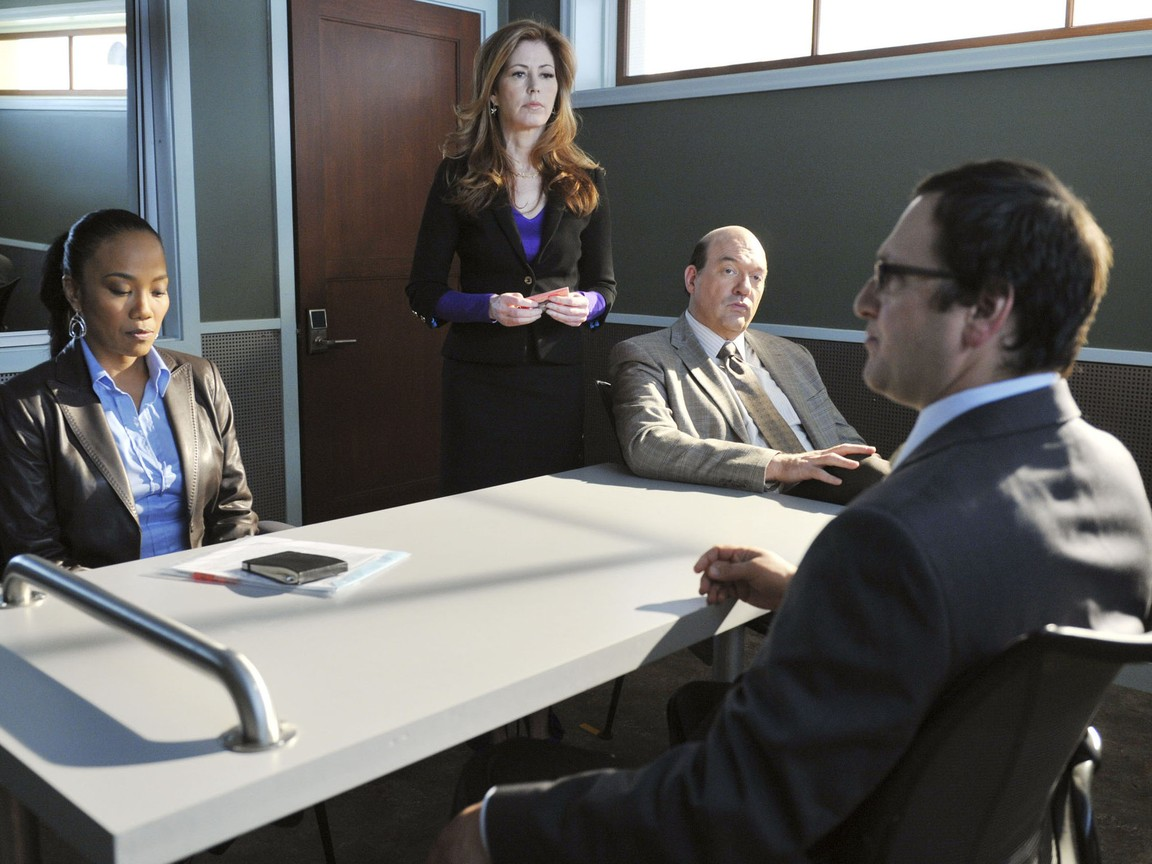 Body of Proof - Season 2 Episode 16: Home Invasion
