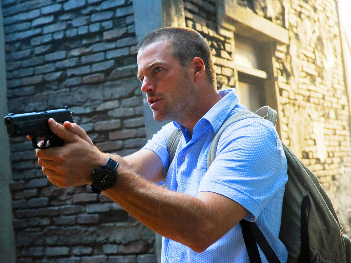 NCIS Los Angeles - Season 3 Episode 09: Betrayal