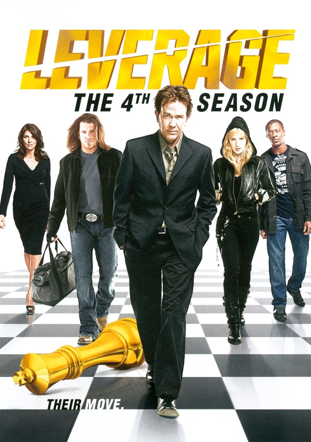 Leverage - Season 4 Episode 12: The Office