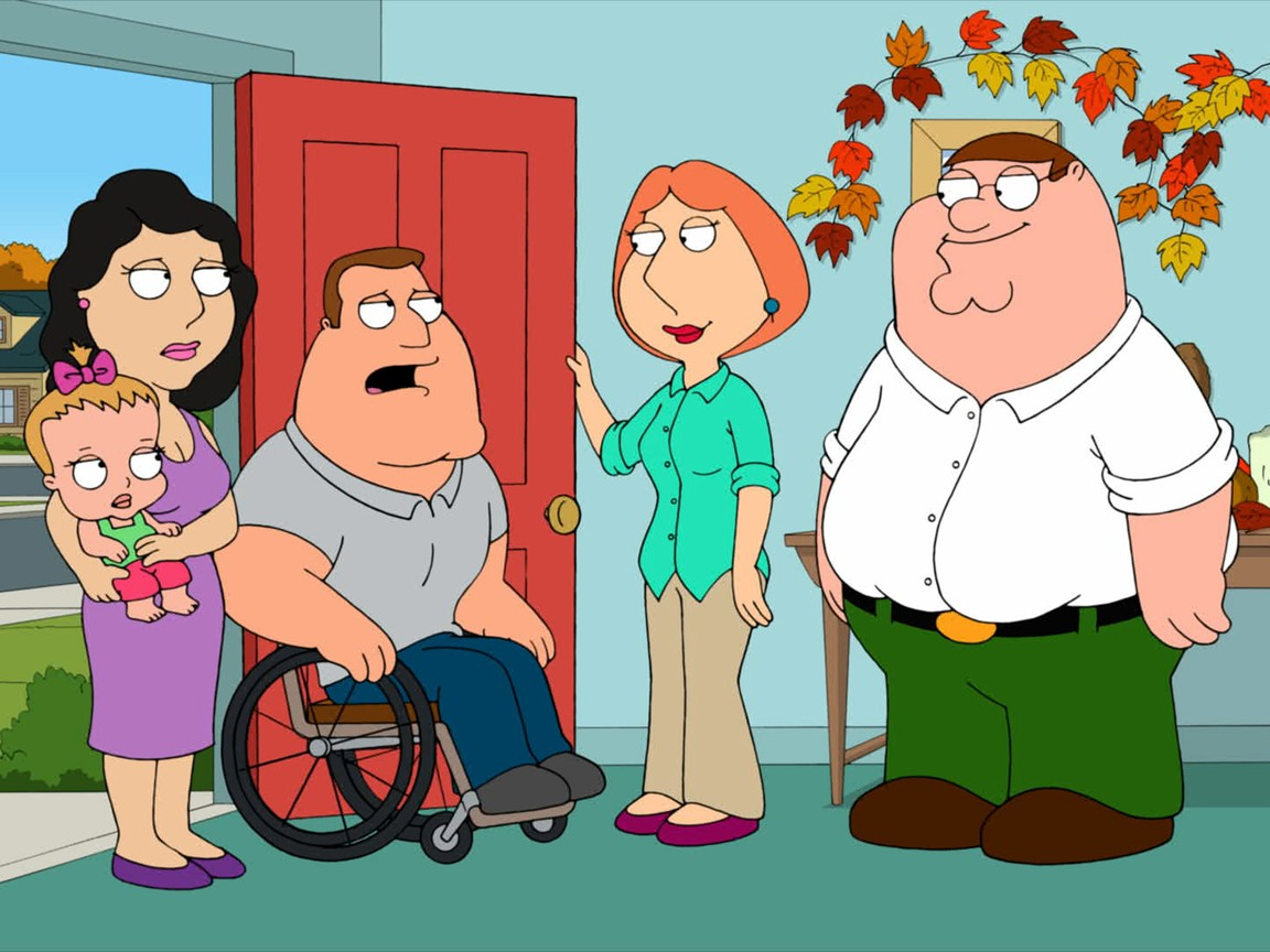 Family Guy - Season 10 Episode 6: Thanksgiving