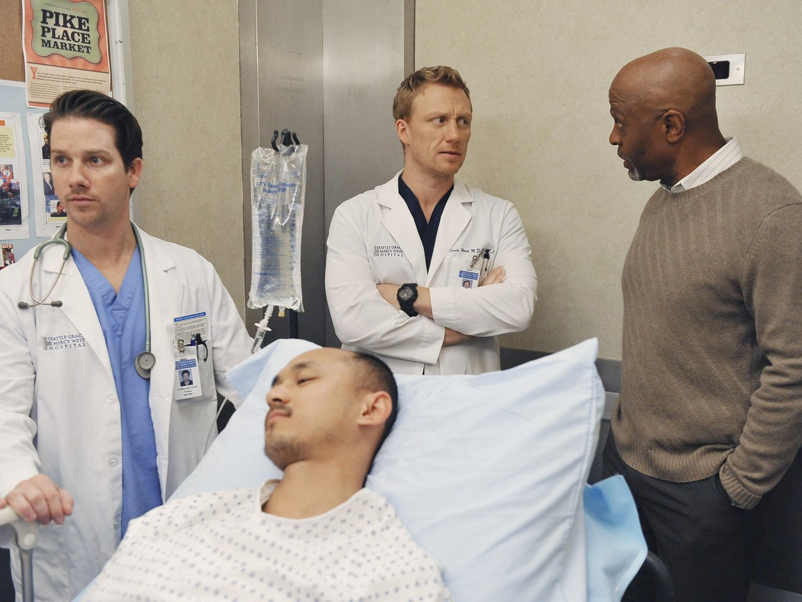 Greys Anatomy - Season 7 Episode 16: Not Responsible