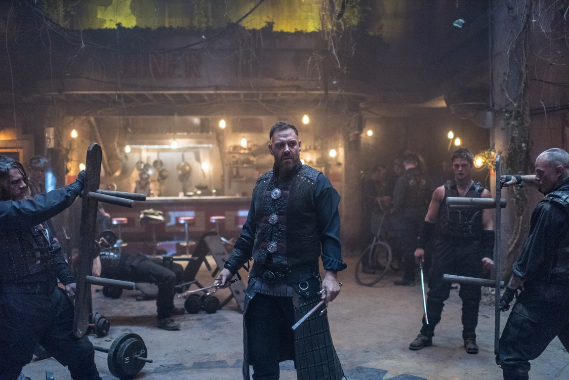 Into the Badlands - Season 2 Episode 02: Force of Eagle's Claw