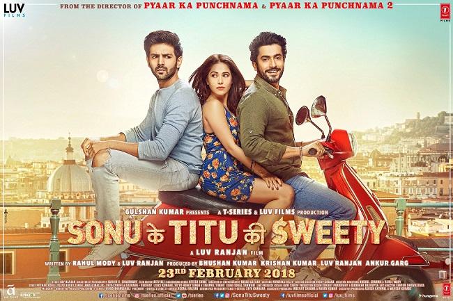 Sonu Ke Titu Ki Sweety [Audio: Hindi]
