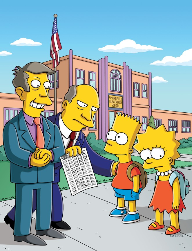 The Simpsons - Season 20 Episode 11: How the Test Was Won