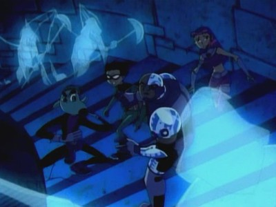 Teen Titans - Season 4