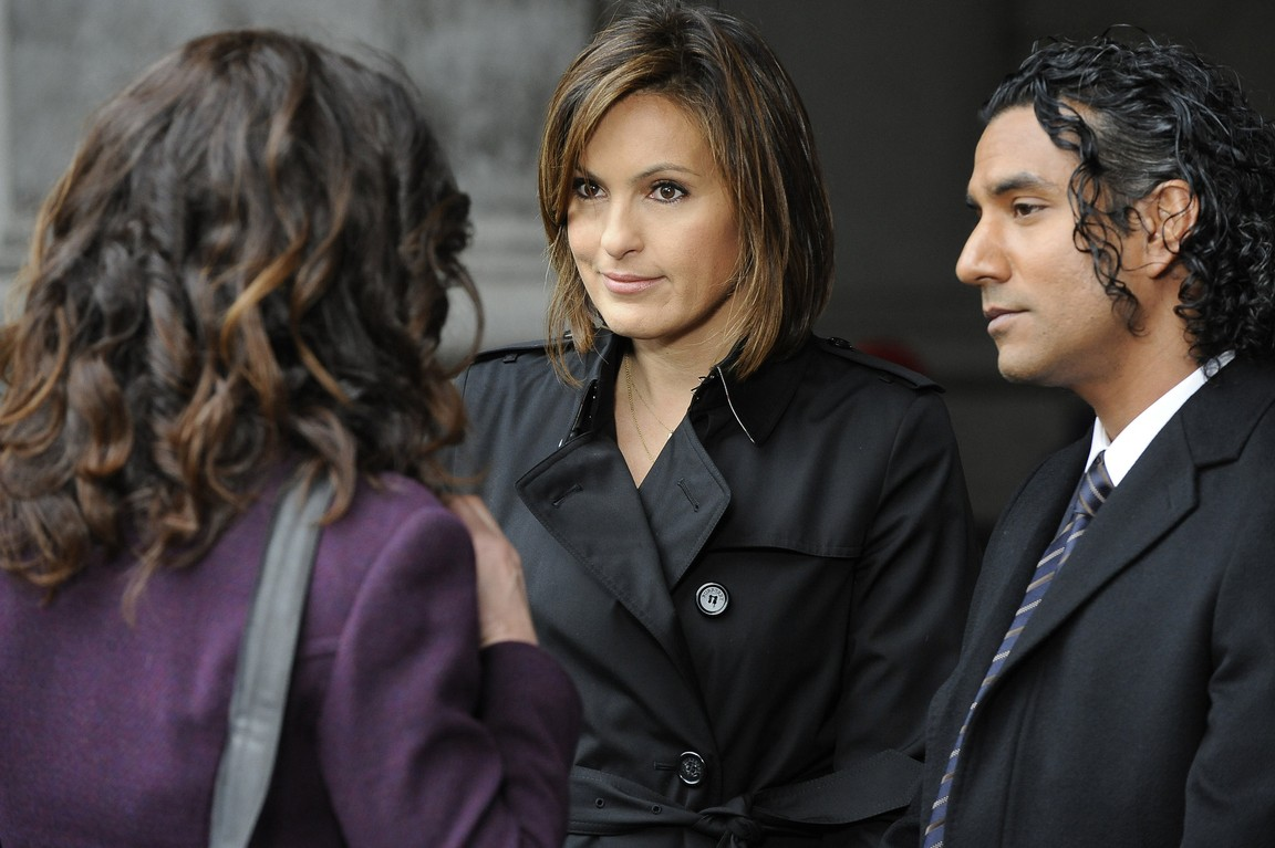 Law & Order: Special Victims Unit - Season 11 Episode 12: shadow