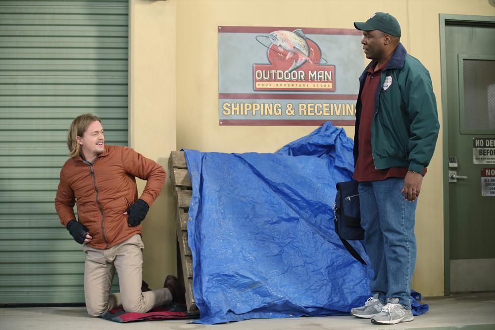 Last Man Standing - Season 4 Episode 17: Kyle's Friend