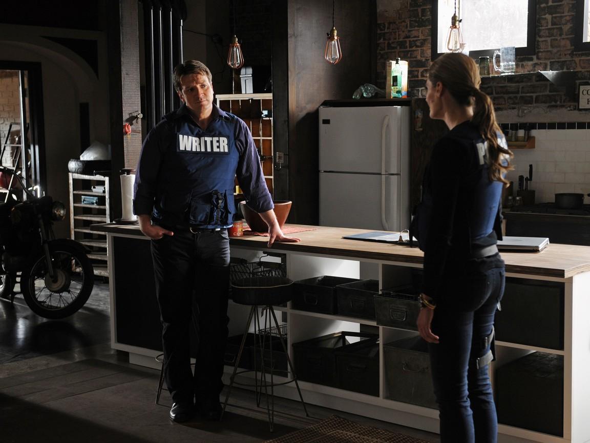 Castle - Season 5 Episode 22: Still