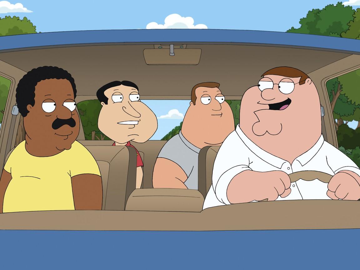 Family Guy - Season 10 Episode 8: Cool Hand Peter