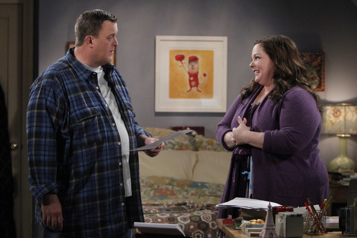 Mike & Molly - Season 5 Episode 2: To Have and Withhold