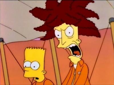 The Simpsons - Season 7 Episode 09: Sideshow Bob's Last Gleaming