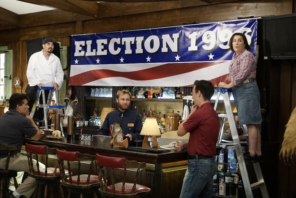 Fresh Off the Boat - Season 3 Episode 04: Citizen Jessica