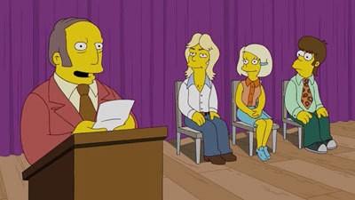 The Simpsons - Season 20 Episode 10: Take My Life, Please