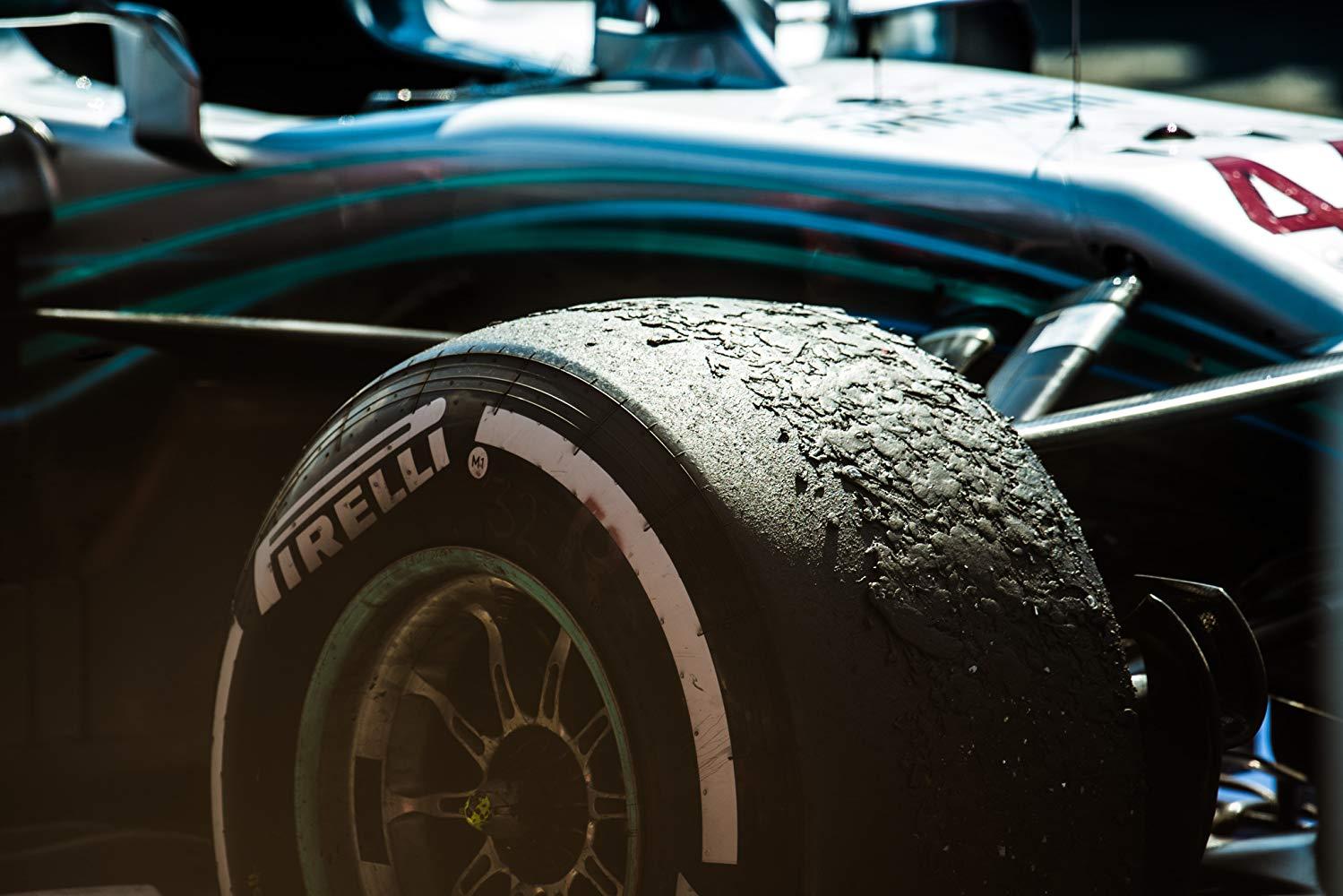 Formula 1: Drive to Survive - Season 1