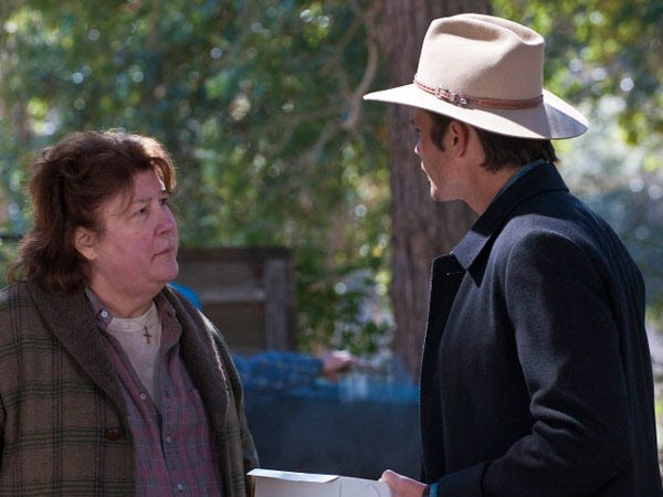 Justified - Season 2 Episode 4: For Blood or Money
