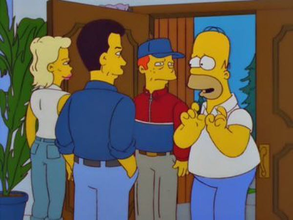 The Simpsons - Season 10 Episode 05: When You Dish Upon a Star