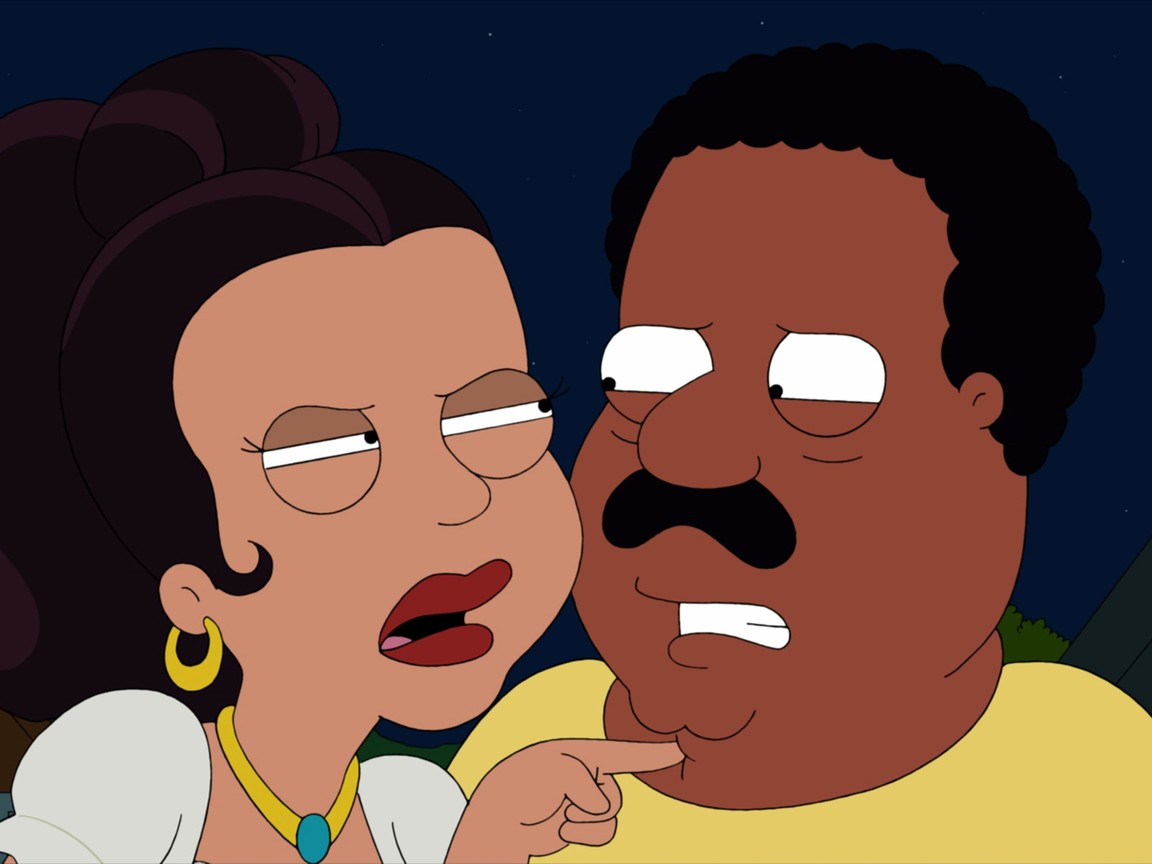 The Cleveland Show Season 3 Episode 09: There Goes El Neighborhood