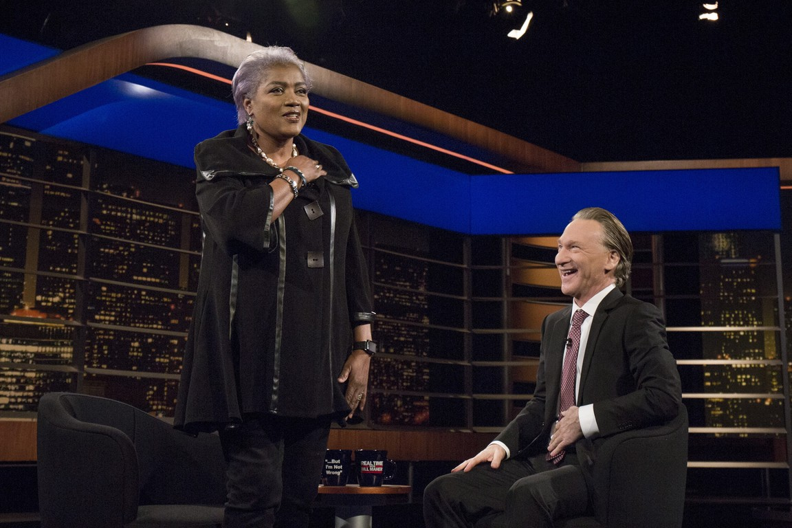 Real Time with Bill Maher - Season 15 Episode 35