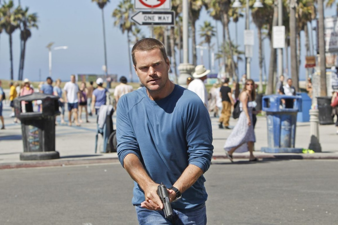 NCIS Los Angeles - Season 6 Episode 4: The 3rd Choir