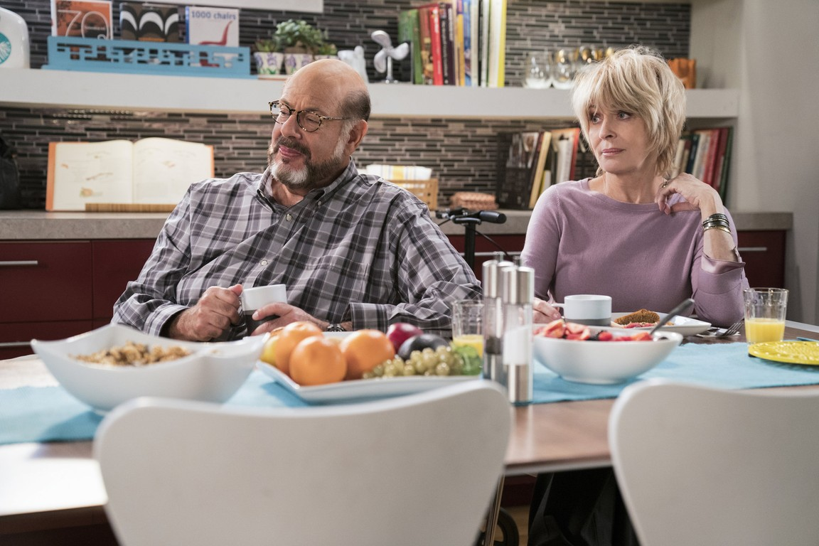 Life in Pieces - Season 3 Episode 14: Parents Ancestry Coupon Chaperone
