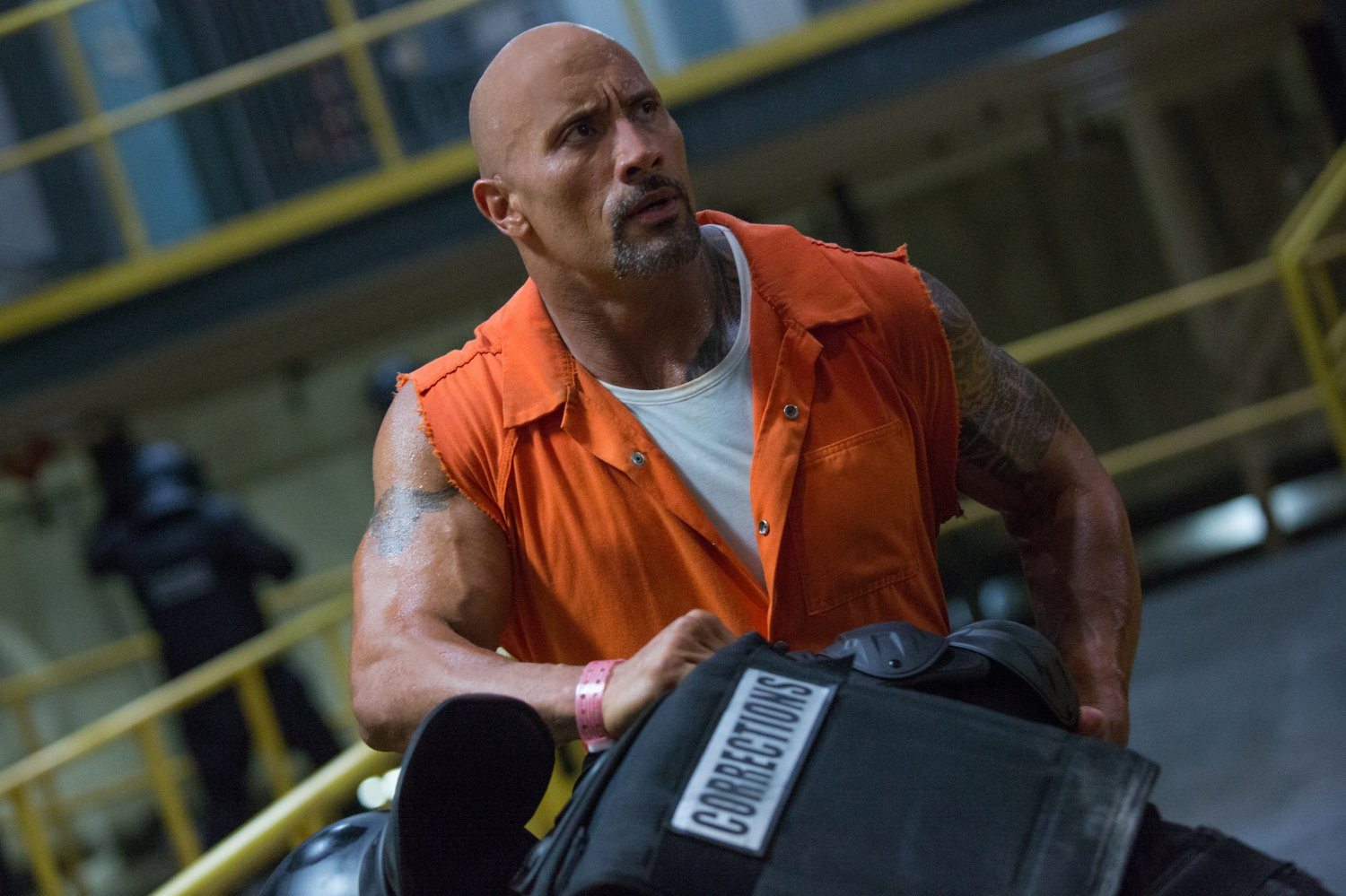 Fast and Furious 8: The Fate of the Furious