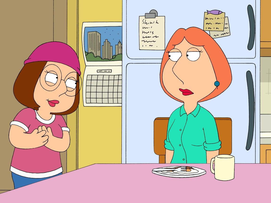 Family Guy - Season 9 Episode 12: The Hand That Rocks the Wheelchair