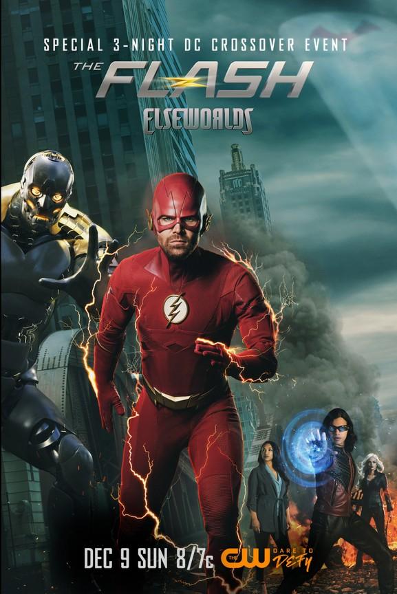 The Flash - Season 5 Episode 09: Elseworlds, Part 1