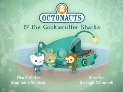 The Octonauts - Season 1 Episode 31: The Cookiecutter Sharks