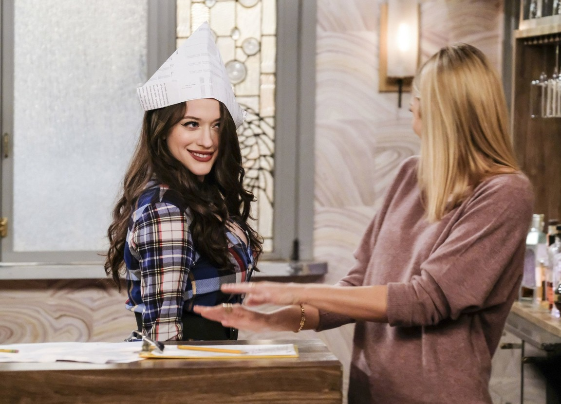 2 Broke Girls - Season 6 Episode 18: And the Dad Day Afternoon