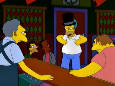 The Simpsons - Season 11 Episode 12: The Mansion Family