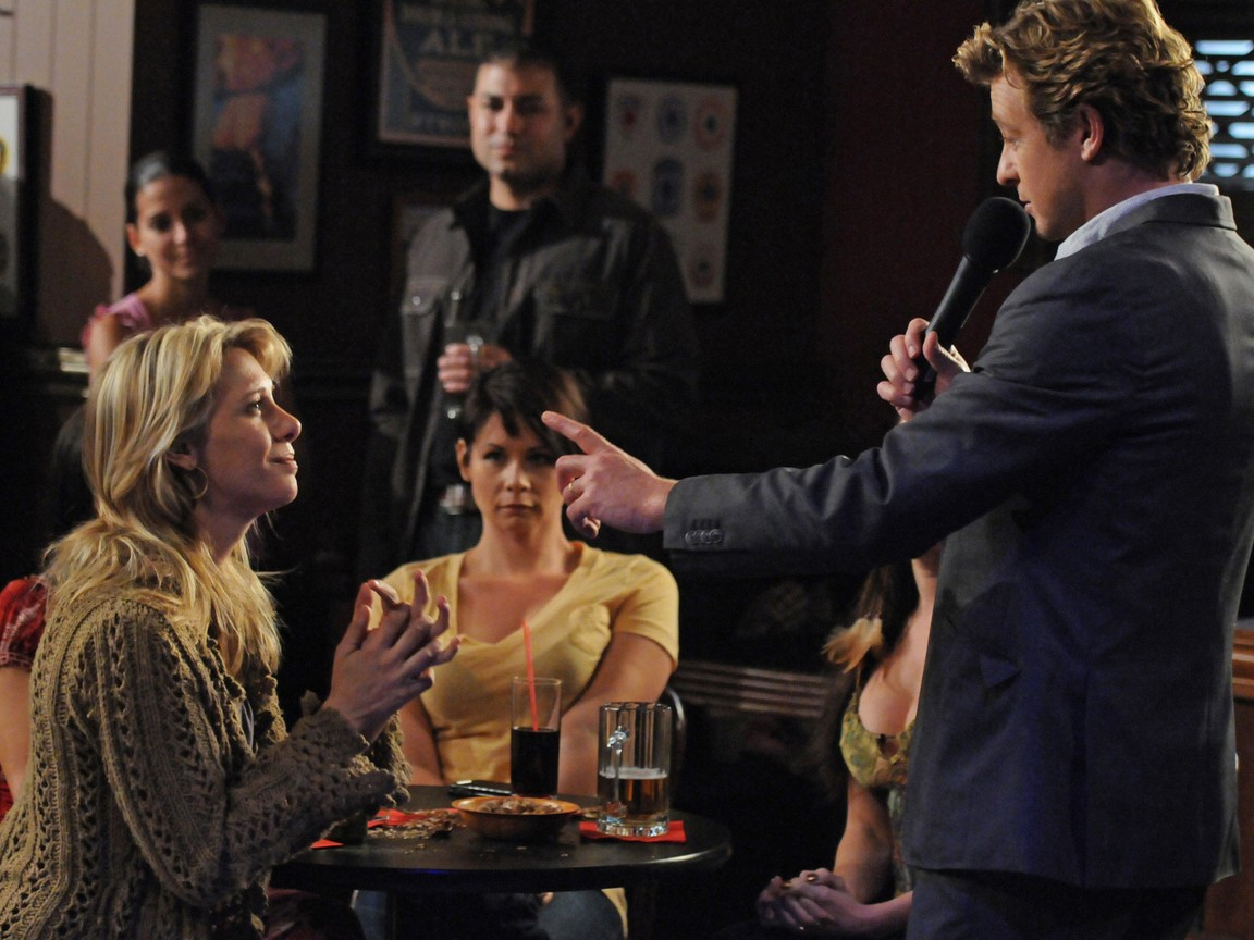 The Mentalist - Season 4 Episode 10 : Fugue in Red