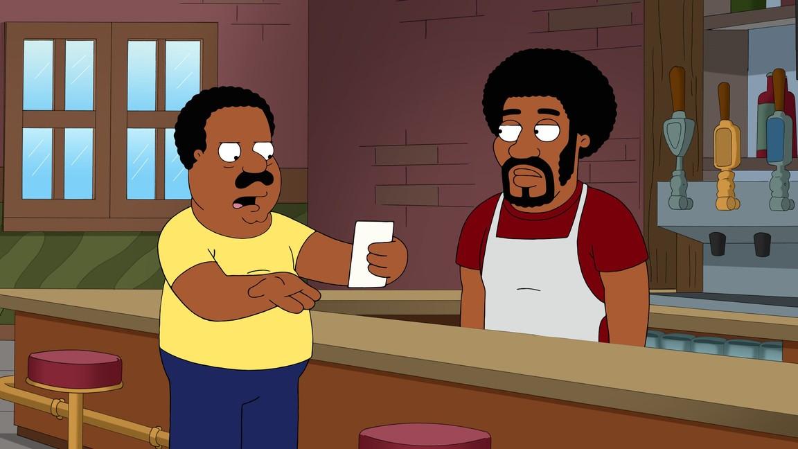 Family Guy - Season 14 Episode 19: Run, Chris, Run