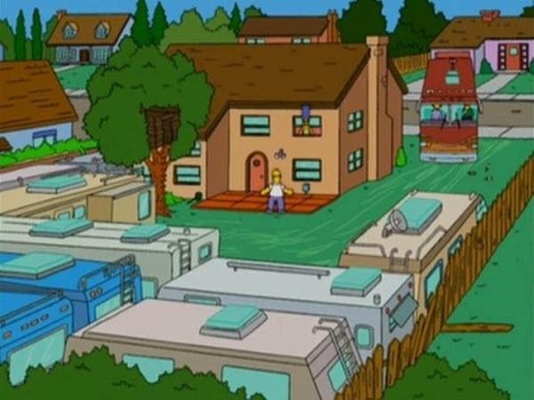 The Simpsons - Season 16 Episode 13: Mobile Homer