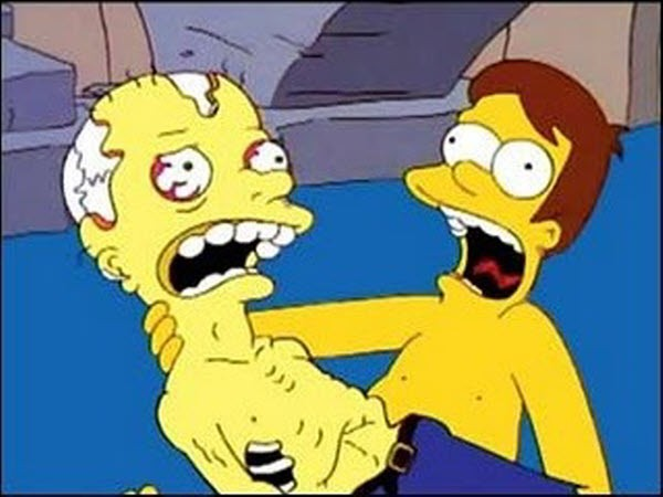 The Simpsons - Season 13 Episode 05: The Blunder Years