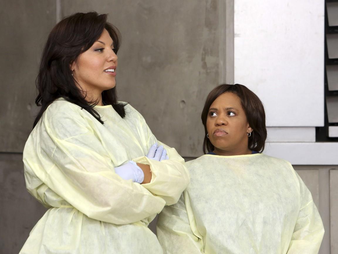 Greys Anatomy - Season 8 Episode 24:  Flight