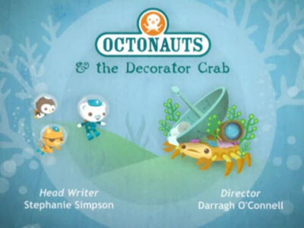The Octonauts - Season 1 Episode 25: The Decorator Crab