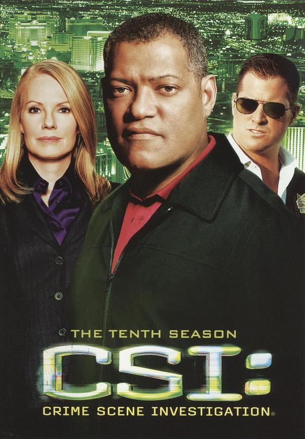 CSI - Season 10 Episode 12: Long Ball