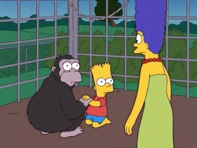 The Simpsons - Season 17 Episode 14: Bart Has Two Mommies