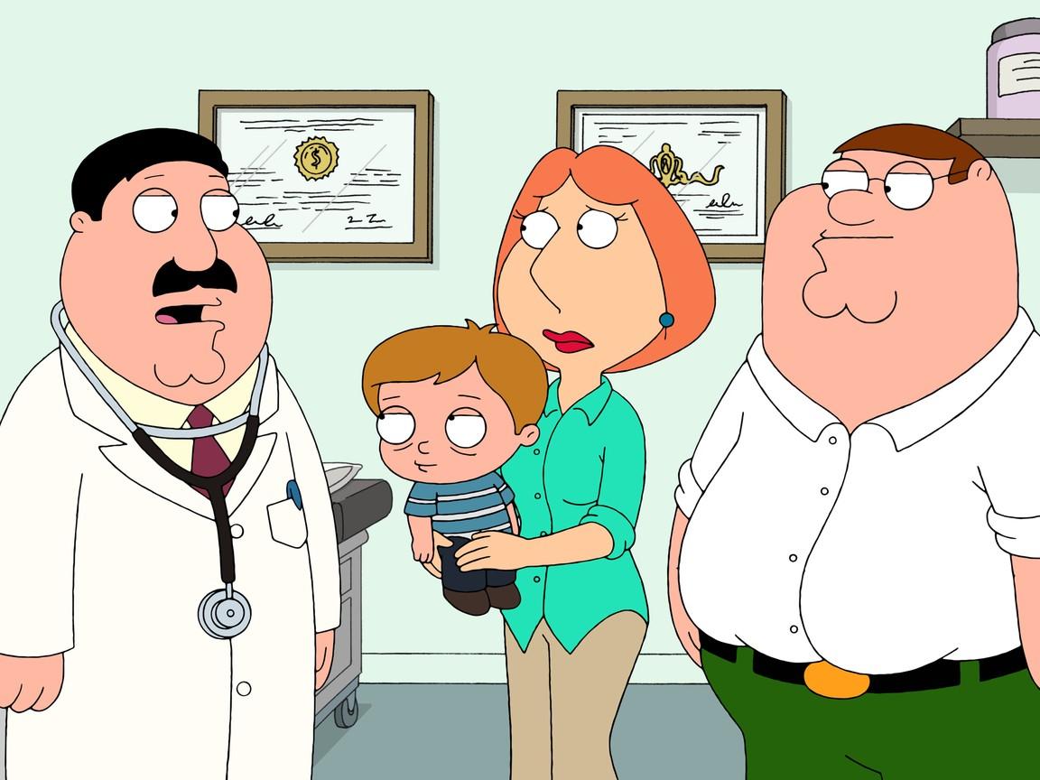 Family Guy - Season 10 Episode 12: Livin' On A Prayer