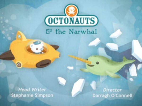 The Octonauts - Season 1 Episode 17: The Narwhal