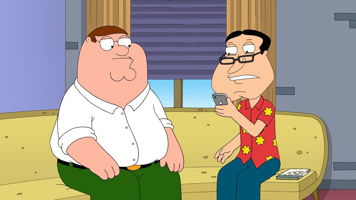Family Guy - Season 15 Episode 14: The Dating Game